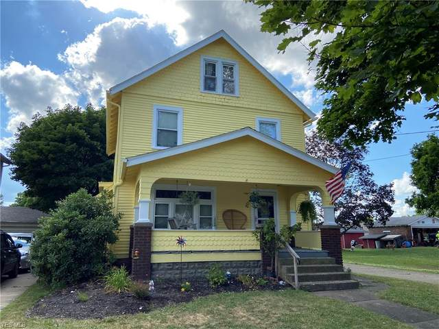 36 Ambrose Avenue, Niles, OH 44446 (MLS #4204797) :: Tammy Grogan and Associates at Cutler Real Estate