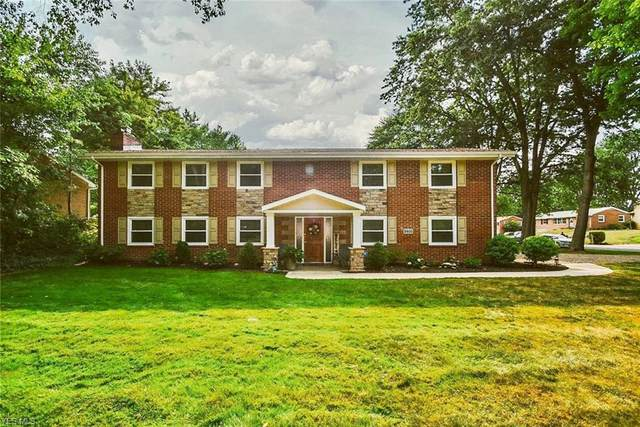 3401 Ocala Avenue NW, Massillon, OH 44646 (MLS #4204833) :: Tammy Grogan and Associates at Cutler Real Estate