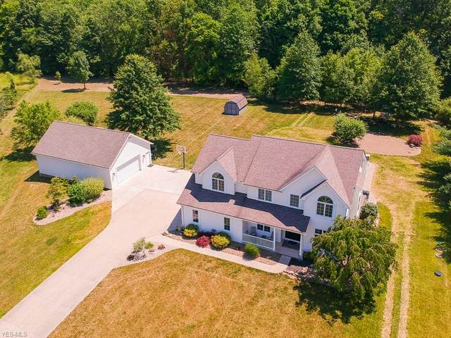 4881 Bambeck Road, Medina, OH 44256 (MLS #4204844) :: The Holden Agency