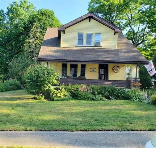 4598 Franklin Street, Mantua, OH 44255 (MLS #4204905) :: The Holden Agency