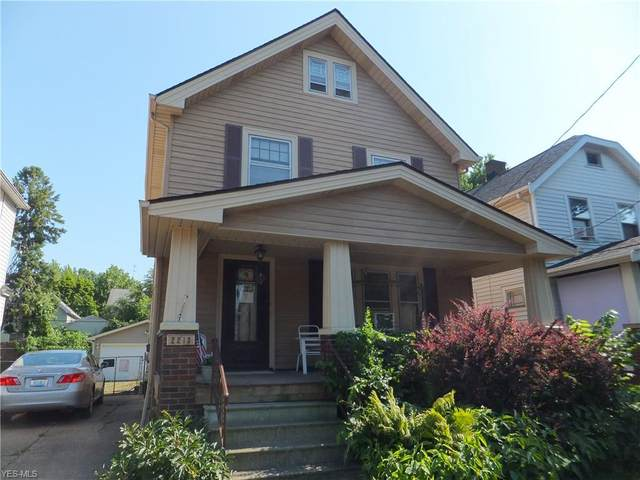 2213 Montclair Avenue, Cleveland, OH 44109 (MLS #4204987) :: RE/MAX Trends Realty