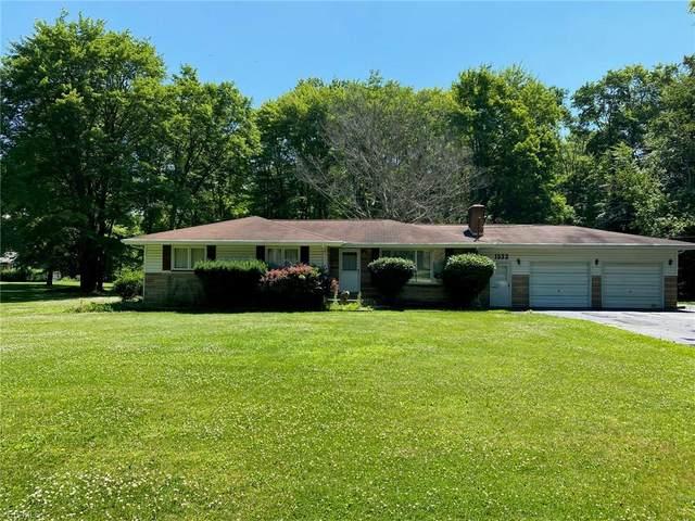1533 Lake Drive, Hubbard, OH 44425 (MLS #4205074) :: RE/MAX Valley Real Estate