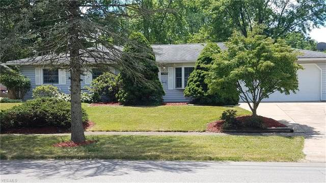 3291 Elmhill Drive NW, Warren, OH 44485 (MLS #4205082) :: RE/MAX Valley Real Estate