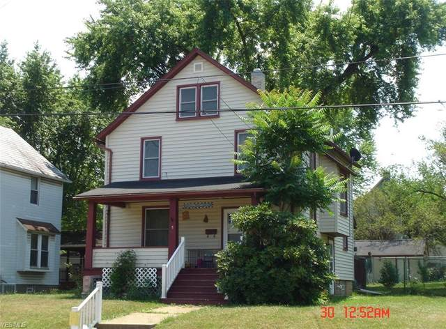 331 E Taggart Street, East Palestine, OH 44413 (MLS #4205116) :: RE/MAX Valley Real Estate