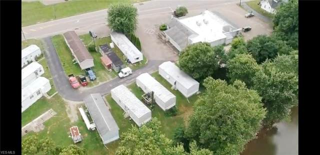 1199 S 2nd Street, Coshocton, OH 43812 (MLS #4205146) :: The Art of Real Estate