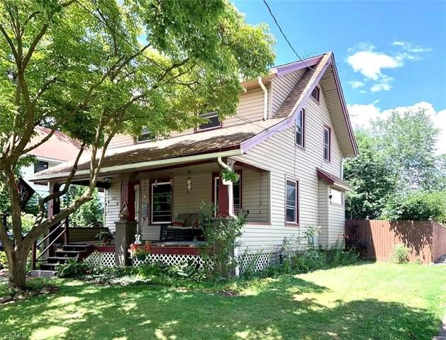 223 Oak Knoll Avenue, Newton Falls, OH 44444 (MLS #4205170) :: The Holden Agency