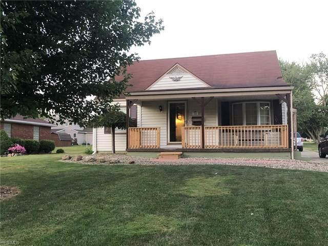311 Elmwood Drive, Hubbard, OH 44425 (MLS #4205276) :: The Holden Agency