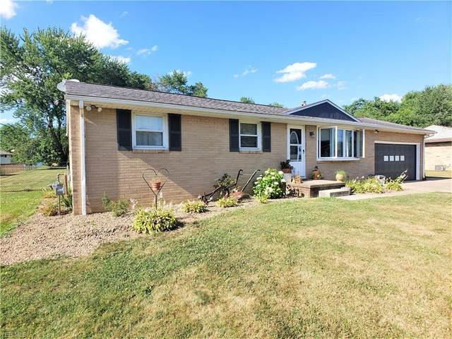 3825 Teakwood Street NE, Canton, OH 44721 (MLS #4205281) :: The Art of Real Estate