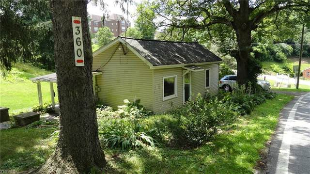 360 Pyramus Road, Chester, WV 26034 (MLS #4205314) :: The Holden Agency