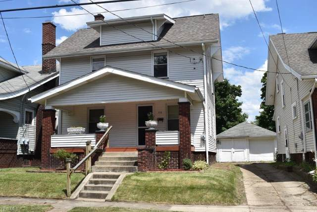 316 Smith Avenue NW, Canton, OH 44708 (MLS #4205395) :: The Art of Real Estate