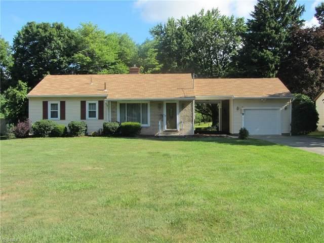 8445 Squires Lane, Warren, OH 44484 (MLS #4205400) :: The Art of Real Estate