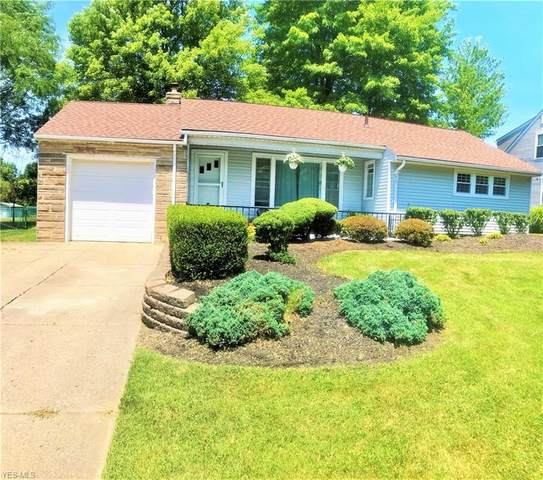 873 E Sprague Road, Seven Hills, OH 44131 (MLS #4205476) :: The Art of Real Estate