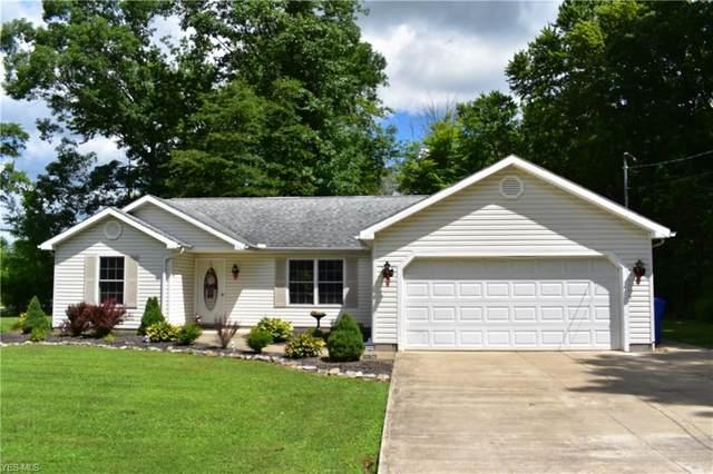 434 Marina Drive, Roaming Shores, OH 44084 (MLS #4205519) :: The Art of Real Estate