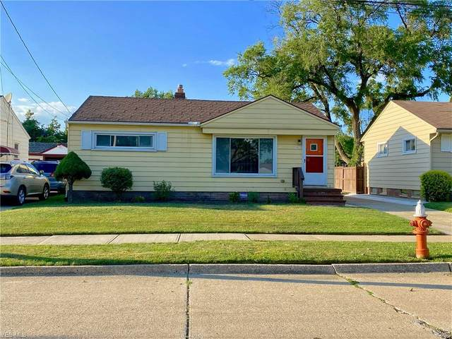 5812 Bangor Avenue, Cleveland, OH 44144 (MLS #4205563) :: RE/MAX Trends Realty