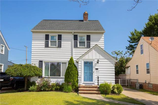 3326 Silverdale, Old Brooklyn, OH 44109 (MLS #4205624) :: RE/MAX Trends Realty