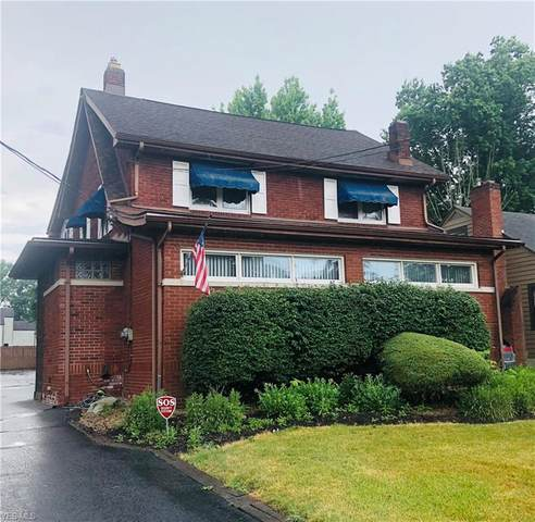 231 E Midlothian Boulevard, Youngstown, OH 44507 (MLS #4205643) :: The Holden Agency