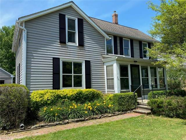 305 N Cleveland Street, Chagrin Falls, OH 44022 (MLS #4205709) :: Select Properties Realty
