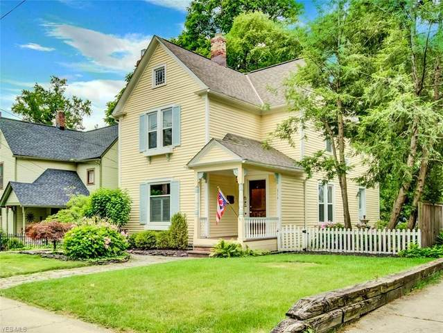 114 S Main Street, Chagrin Falls, OH 44022 (MLS #4205799) :: The Jess Nader Team | RE/MAX Pathway