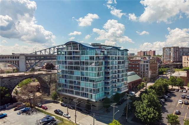 1237 Washington Avenue #1202, Cleveland, OH 44113 (MLS #4205813) :: The Art of Real Estate