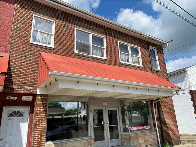 119 Main Street N, Waynesburg, OH 44688 (MLS #4205836) :: Keller Williams Chervenic Realty