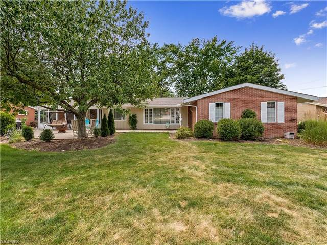 325 Briar Avenue NE, North Canton, OH 44720 (MLS #4205839) :: The Holden Agency