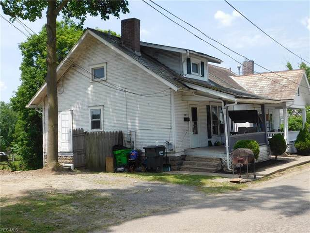 309/311 Pine Street, Coshocton, OH 43812 (MLS #4205922) :: The Art of Real Estate