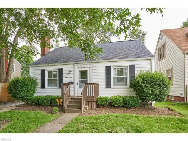 1205 21st Street NE, Canton, OH 44714 (MLS #4206066) :: The Art of Real Estate