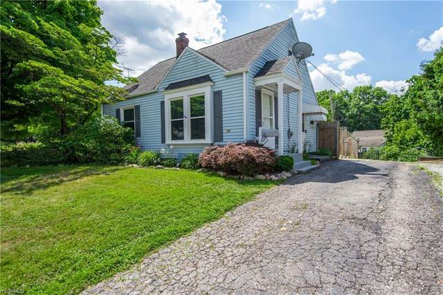 168 E Rosewood Avenue, Akron, OH 44301 (MLS #4206281) :: The Art of Real Estate