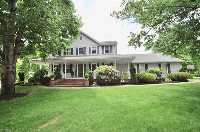 131 N Star Street NW, Carrollton, OH 44615 (MLS #4206399) :: RE/MAX Valley Real Estate