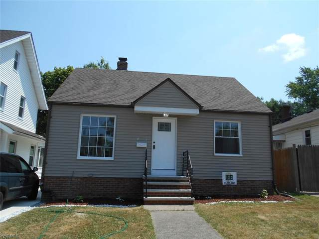 4335 Fulton Road, Cleveland, OH 44144 (MLS #4206405) :: The Art of Real Estate