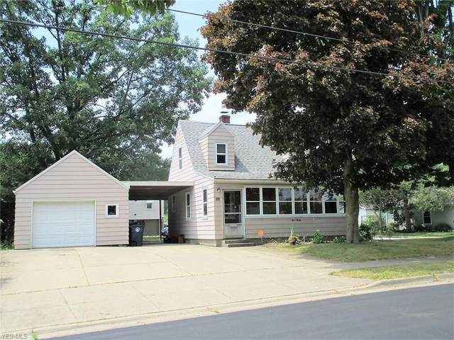 320 Alpha Avenue, Akron, OH 44312 (MLS #4206469) :: The Art of Real Estate