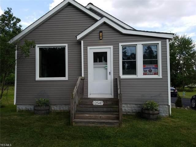 12547 Ridge Road, North Royalton, OH 44133 (MLS #4206470) :: The Art of Real Estate