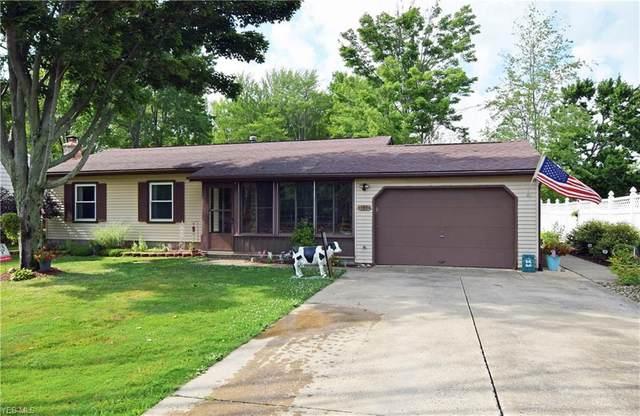 161 W Cedar Street, Jefferson, OH 44047 (MLS #4206523) :: RE/MAX Valley Real Estate
