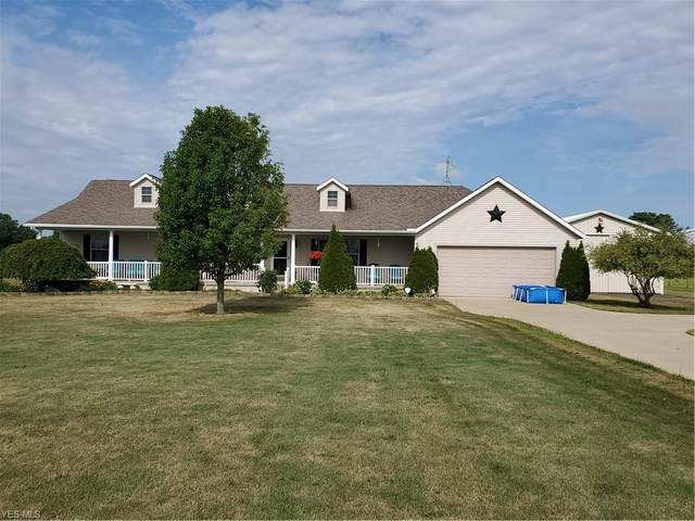 50 Township Road 581, Sullivan, OH 44880 (MLS #4206536) :: Select Properties Realty