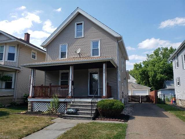358 Oxford Avenue, Elyria, OH 44035 (MLS #4206575) :: Keller Williams Chervenic Realty