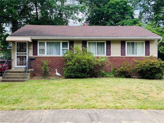 972 Kickapoo Avenue, Akron, OH 44305 (MLS #4206632) :: RE/MAX Valley Real Estate