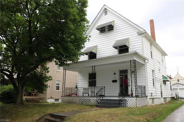 365 Lindenwood Avenue, Akron, OH 44301 (MLS #4206664) :: The Art of Real Estate