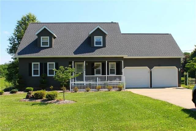 5276 Newton Falls Road, Ravenna, OH 44266 (MLS #4206706) :: The Art of Real Estate