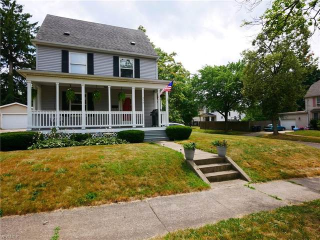 436 Reed Avenue, Akron, OH 44301 (MLS #4206896) :: The Art of Real Estate
