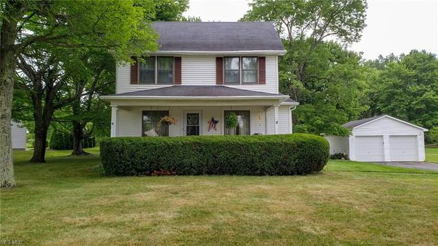 8165 North Lima Road, Poland, OH 44514 (MLS #4206987) :: The Art of Real Estate