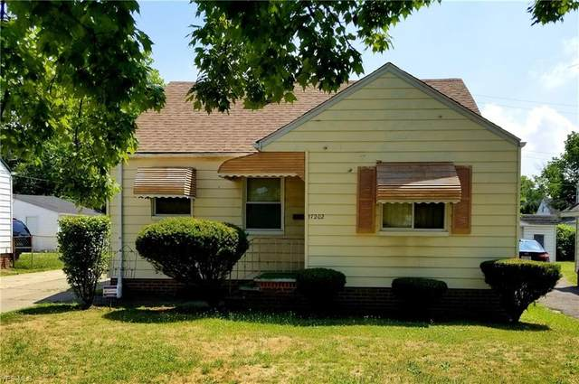 17202 Holly Hill Drive, Cleveland, OH 44128 (MLS #4207099) :: Keller Williams Chervenic Realty