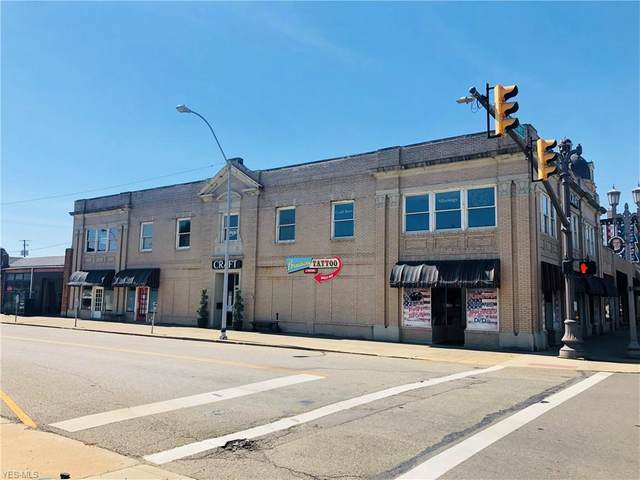 173 N Broadway Street, New Philadelphia, OH 44663 (MLS #4207129) :: The Art of Real Estate