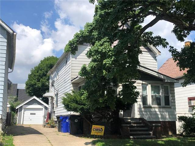3192 W 38th Street, Cleveland, OH 44109 (MLS #4207216) :: The Art of Real Estate