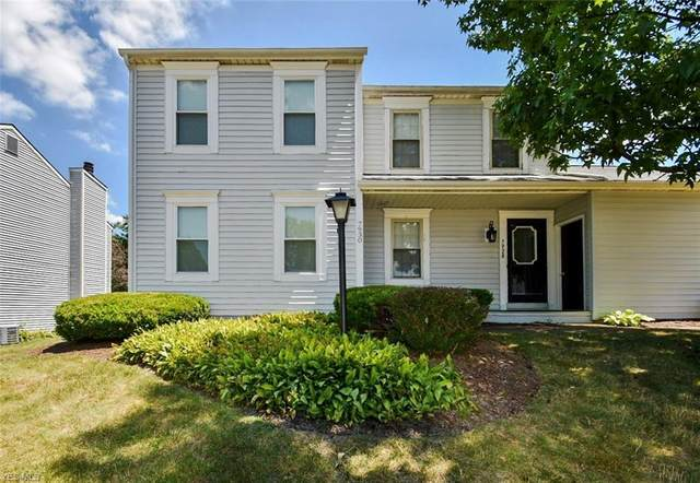 7930 Amberly Circle NW, North Canton, OH 44720 (MLS #4207224) :: The Holden Agency