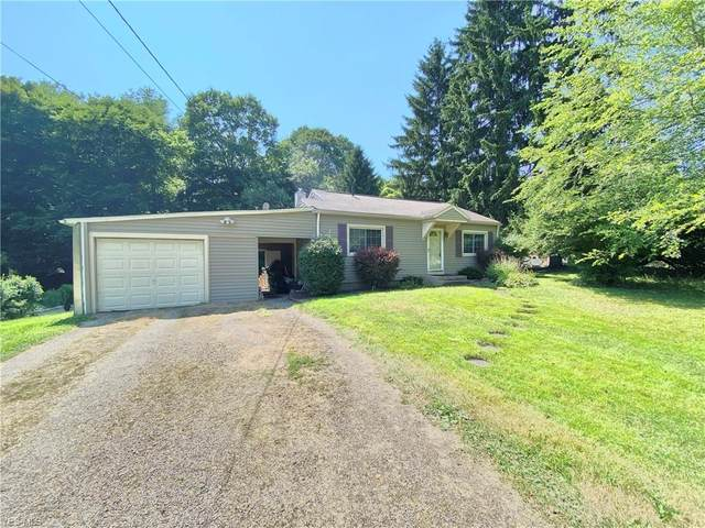 4660 N 2nd Street Extension SE, Dennison, OH 44621 (MLS #4207229) :: Keller Williams Chervenic Realty