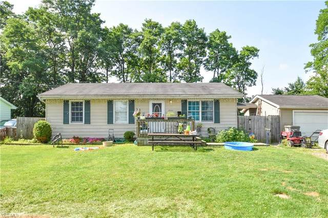2431 Russell Avenue, Youngstown, OH 44509 (MLS #4207290) :: The Art of Real Estate