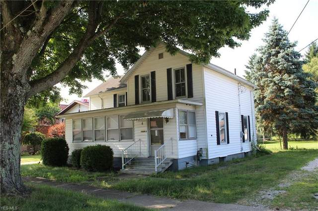 6 E Franklin Street, Newton Falls, OH 44444 (MLS #4207306) :: The Art of Real Estate