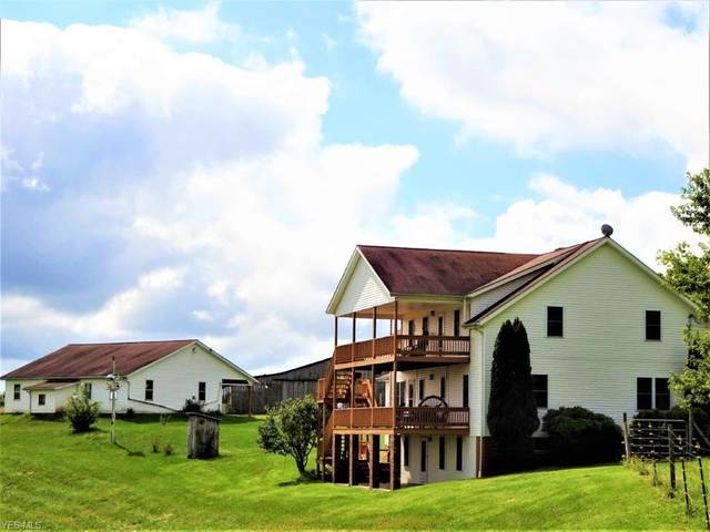 337 Ridgeview Acres, Leroy, WV 25252 (MLS #4207308) :: The Holly Ritchie Team