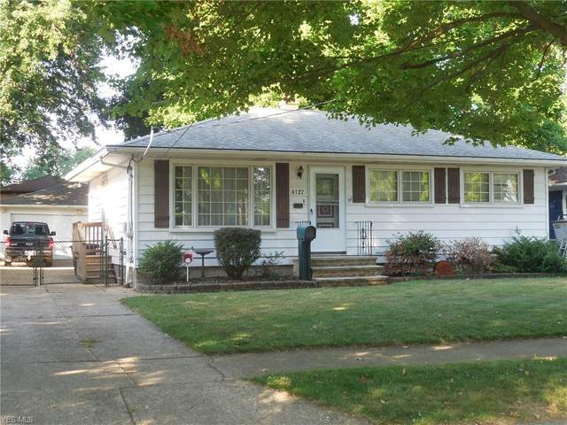 4122 W 11th Street, Cleveland, OH 44109 (MLS #4207333) :: Tammy Grogan and Associates at Cutler Real Estate