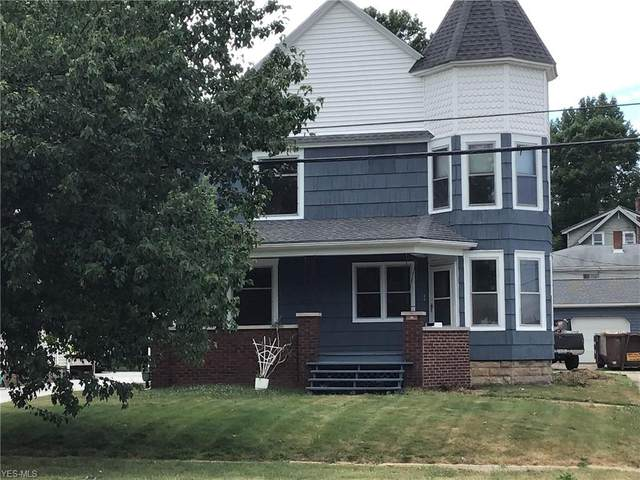 158 S Cleveland Avenue, Mogadore, OH 44260 (MLS #4207580) :: RE/MAX Above Expectations